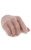 Female Caucasian Right Hand (Type B)