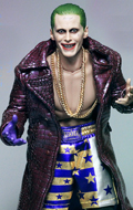 Set Purple Coat Clown
