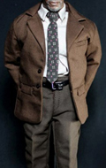 Detective Somerset Suit Set