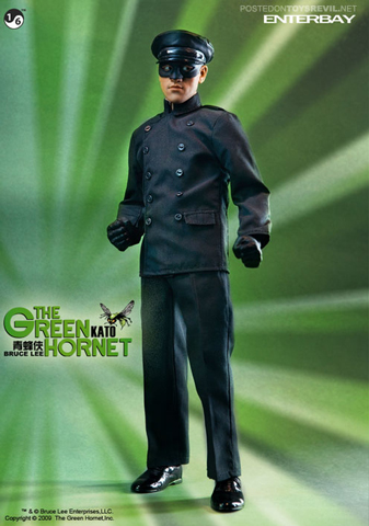 The Green Hornet - Kato