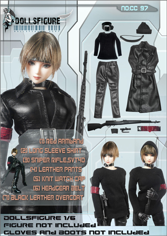 Female Accessories Set 1
