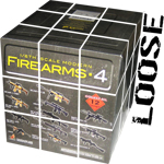 FIREARMS Set 4 (Hottoys)