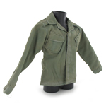 OG-107 tropical combat jacket