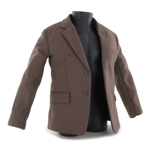 Suit Jacket (Brown)
