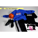 Set Basketball New York Homme