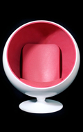 Egg Chair (White)