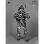 figurine Mark Forester Combat Controller - Jag 28