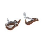 Pair of Spurs (Brown)