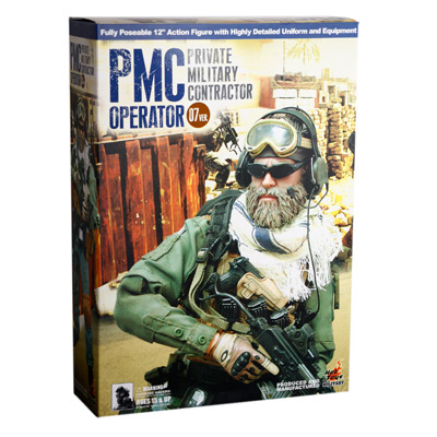 pmc private military contractor