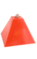 Suspension lumineuse (Orange)