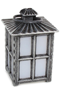 Light Up Lantern (Grey)