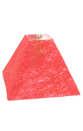 Suspension lumineuse (Rouge)