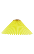 Suspension lumineuse (Jaune)