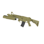 DD MK18 CBQR 5,56mm with M203