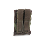 Porte chargeurs double arme de poing (Olive Drab)