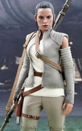 Star Wars : The Force Awakens - Rey (Resistance Outfit Version)