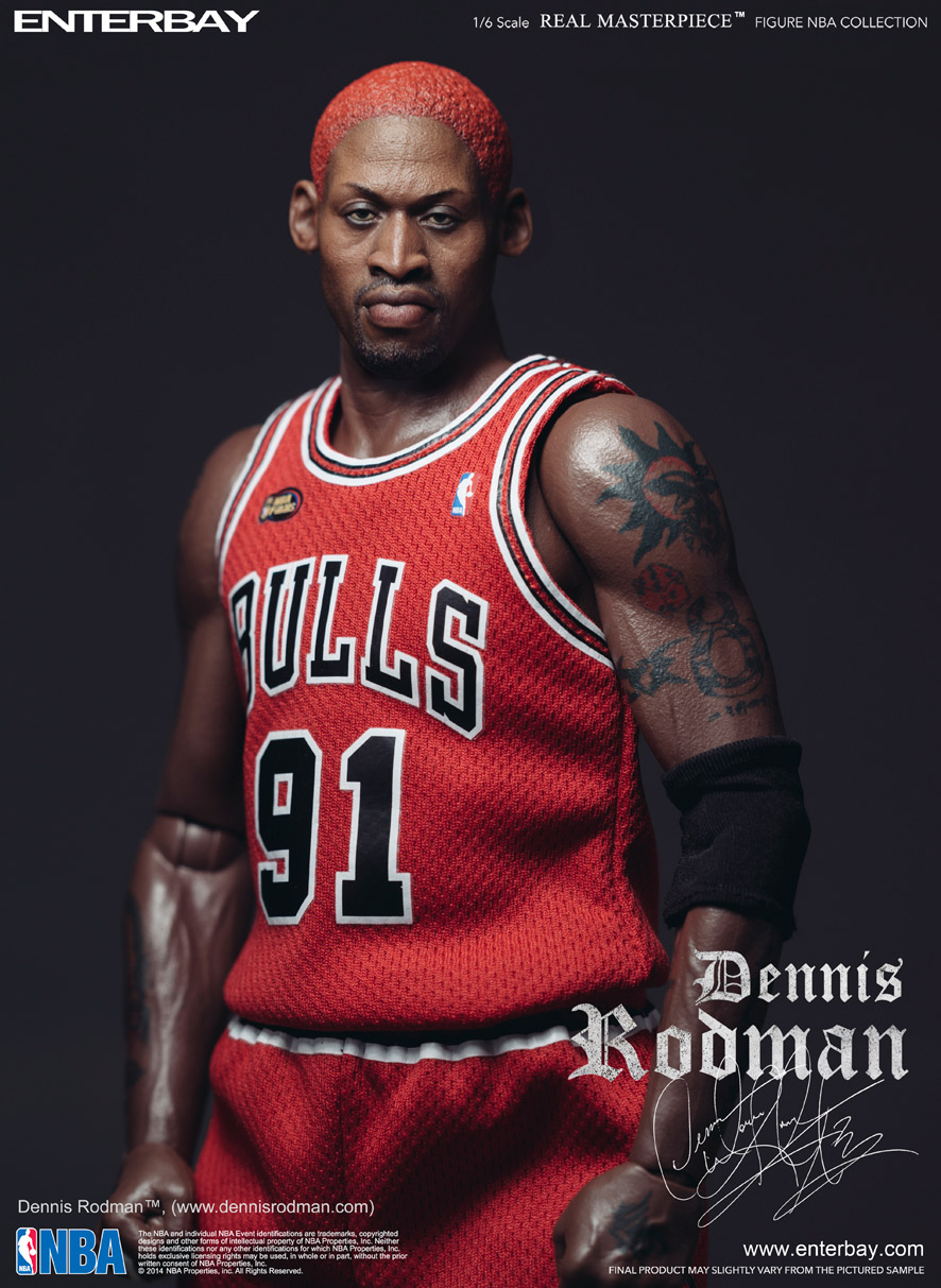 NBA Collection Dennis Rodman