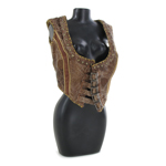 Female Waistcoat (Brown)