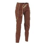 Pantalon en velours Femme (Marron)