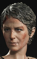 Headsculpt Carol (Battle Damaged Version)