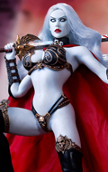 Death's Warrior - Lady Death 2.0