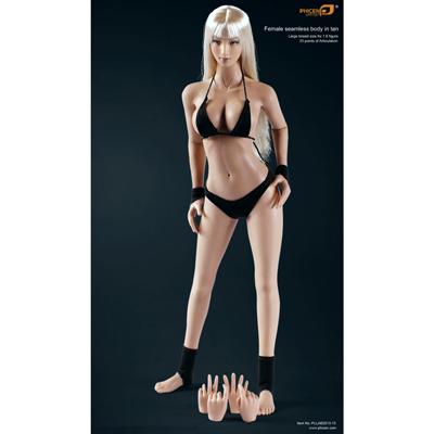 One piece figurine femmes nue