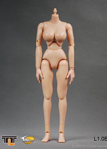 Female Body L1.0 (Type B)