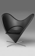 Design Chair (Black)