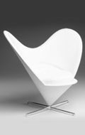 Design Chair (White)