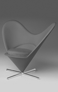 Design Chair (Red)