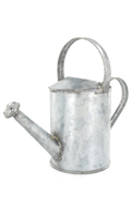 Die Cast Watering Can (Silver)