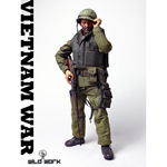 Vietnam War Uniform Set