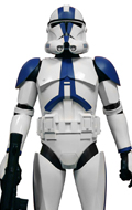 Star Wars - 501st Legion Clone Trooper
