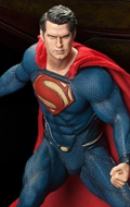Man Of Steel - Superman Art FX Statue