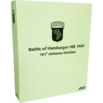 figurine Battle Of Hamburger Hill 1969 - 101st Airborne Division