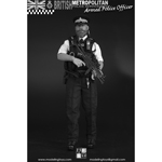 figurine British Metropolitan Police Service - Armed Officer