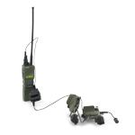 Radio PRC 152 avec écouteurs COMTAC