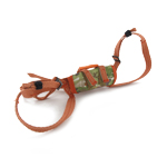 Rappelling harness