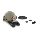 Fast helmet with PVS 15 NVG