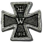 1914 Iron Cross 1st Class Medal Badge
