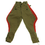 Tropical trouser german general