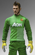 Manchester United Art Edition 2013/14 - David De Gea