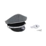 Luftwaffe Schirmütze (Grey)