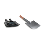 Entrenching Tool with Cover (Black)