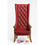 Chaise haute (Rouge)