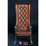 Chaise haute (Marron)