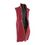 Long vest (Red)