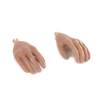 Hispanic Female Hands (Type B)