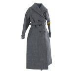 Helferin Female Coat (Grey)