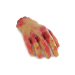 Caucasian Male Cut Bloody Right Hand